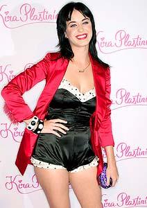 Katy Perry é a nova sensação do pop americano