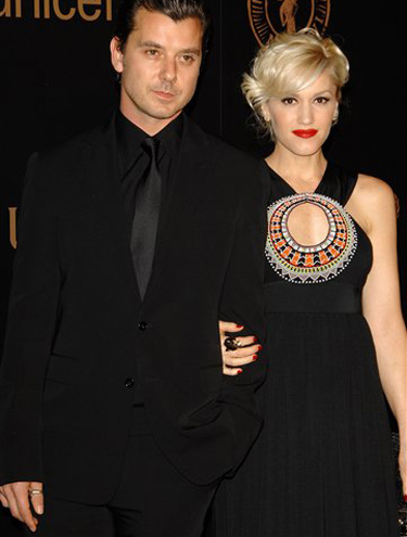 Nasce o segundo filho da cantora Gwen Stefani