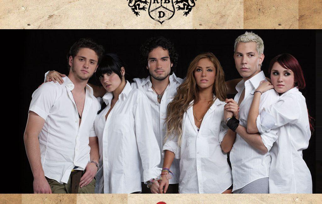 RBD anuncia oficialmente a separação