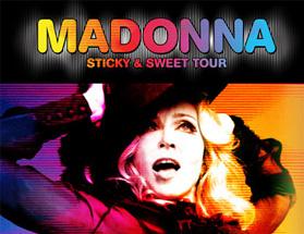 Madonna tem 4 apresentações no país