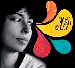 Capa do CD Nara Tropicália