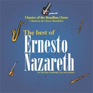 Capa do The Best Of Ernesto Nazareth