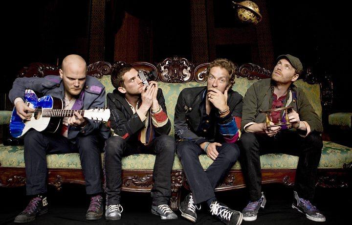 Coldplay presenteia os fãs