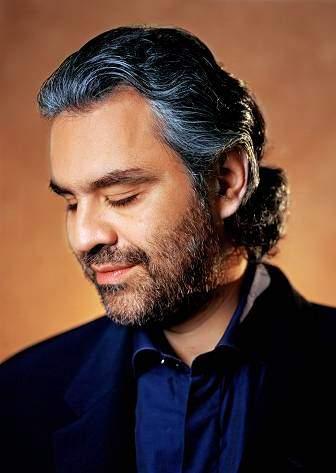 Andrea Bocelli se apresenta no Rio e em São Paulo