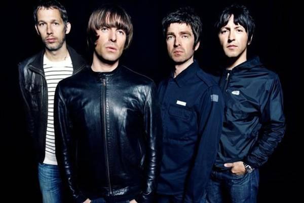 Oasis começa turnê pelo Brasil no Rio de Janeiro