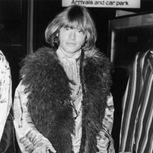 Brian Jones, fundador da banda.