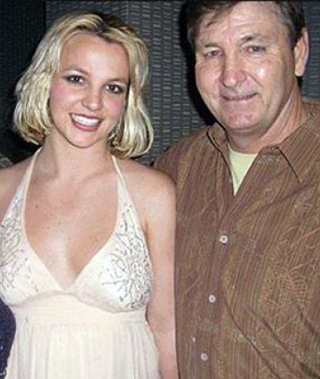 Britney  e Jamie Spears