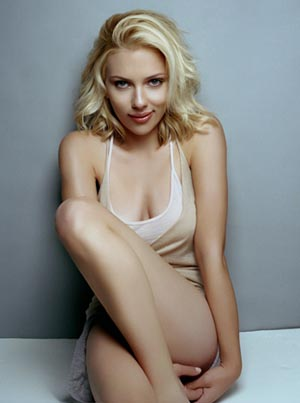 Quem dá mais para Scarlett Johansson?