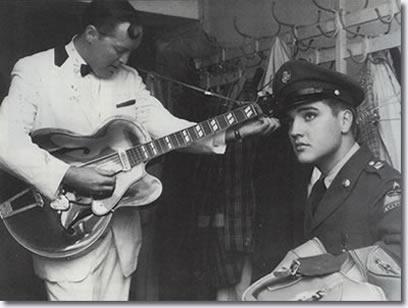 Bill e Elvis
