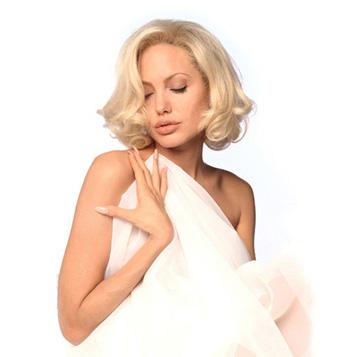 Angelina Jolie vive Marilyn Monroe no cinema