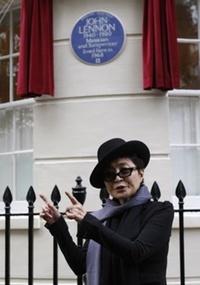 Residência foi ocupada por outros ex-beatles e pelo guitarrista Jimi Hendrix.