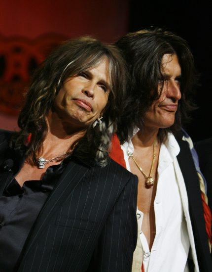 Steven Tyler e Joe Perry