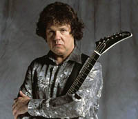 Morre Gary Moore, ex-guitarrista do Thin Lizzy