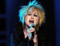 Cyndi Lauper é roubada durante show