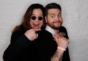 Ozzy e Jack Osbourne, no Festival de Cinema de TriBeCa