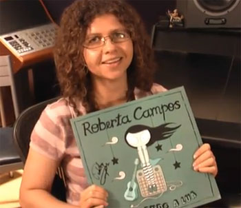 Partice do concurso cultural e ganhe prêmios da cantora Roberta Campos!