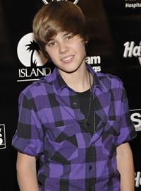Justin Bieber fez o convite