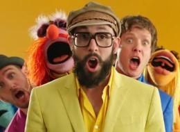 OK Go lança clipe com Os Muppets