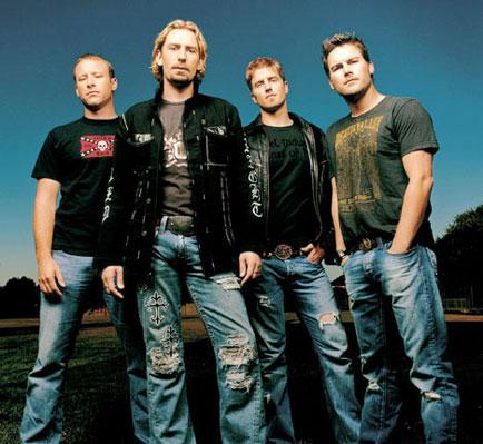 Nickelback anuncia novo álbum