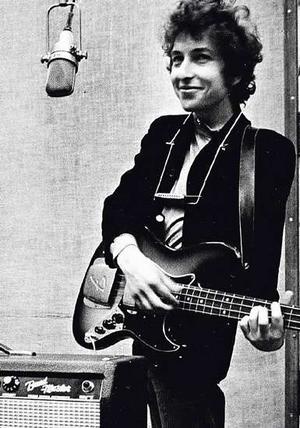 Bob Dylan foi eleito pela Rolling Stone o 2º melhor artista de todos os tempos
