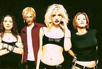 Courtney Love acusou o ex-baterista do Nirvana de ter dormido com a filh