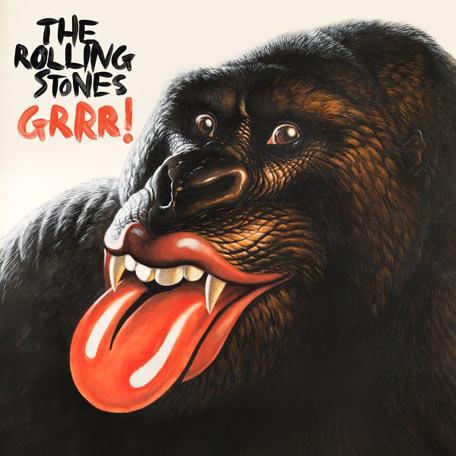 Faixa estará na coletâne'GRRR!', que comemora 50 anos de carreira dos Stones