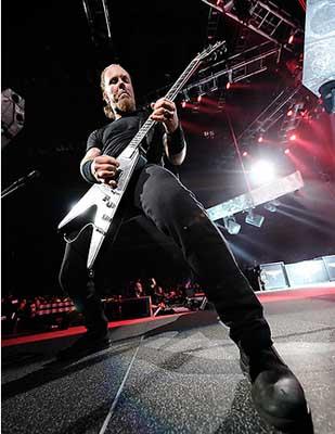 "Metallica: banda divulga ""Master Of Puppets"" do DVD ""Quebec Magnetic"""
