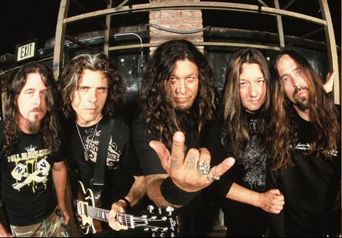 Anthrax e Testament confirmam show no Brasil