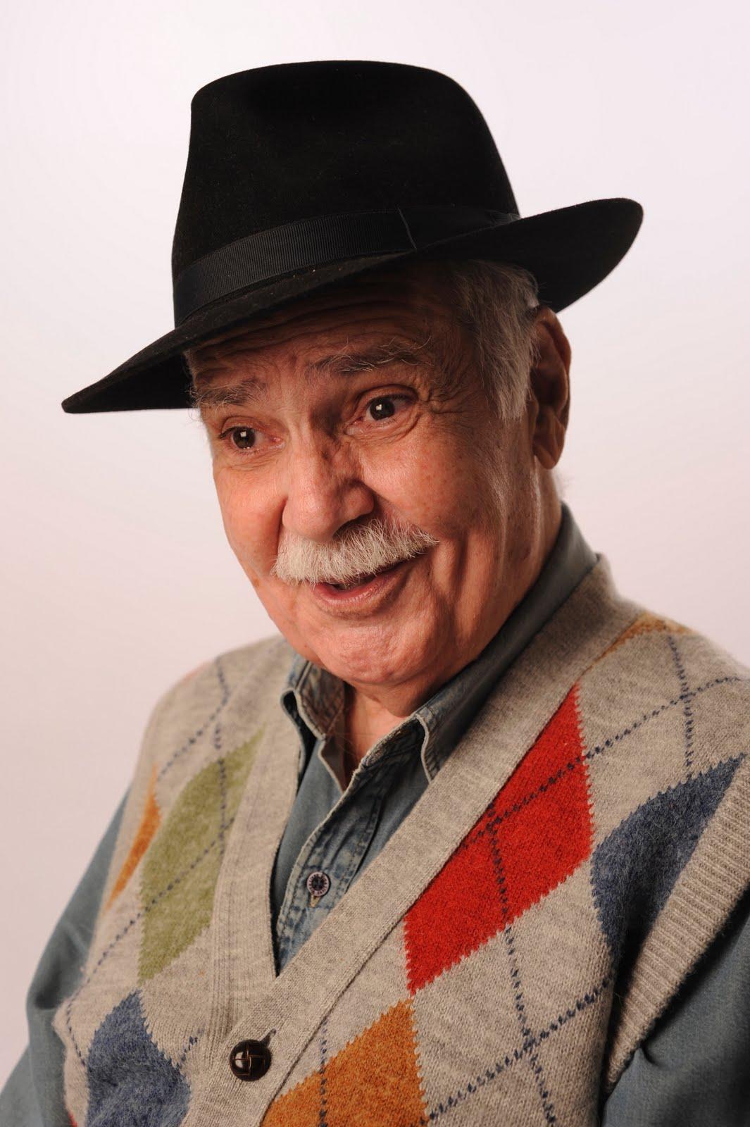 Paulo Vanzolini é autor de sucessos como 'Ronda' e 'Volta Por Cima'