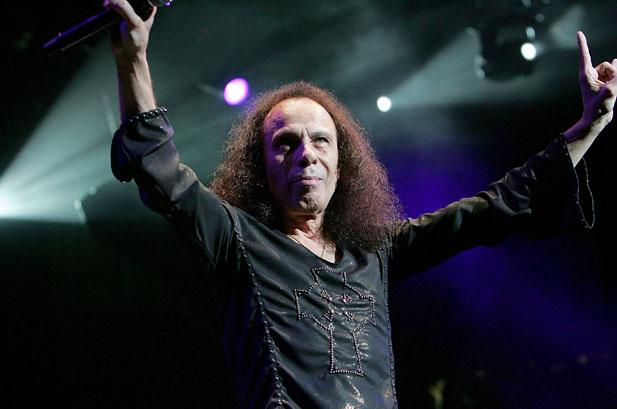 Ronnie James Dio: 1942 - 2010 (Foto: Getty Images)