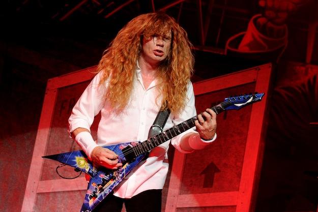 'Não houve mais ninguém à altura do Exodus', segundo Mustaine (Foto: Getty)