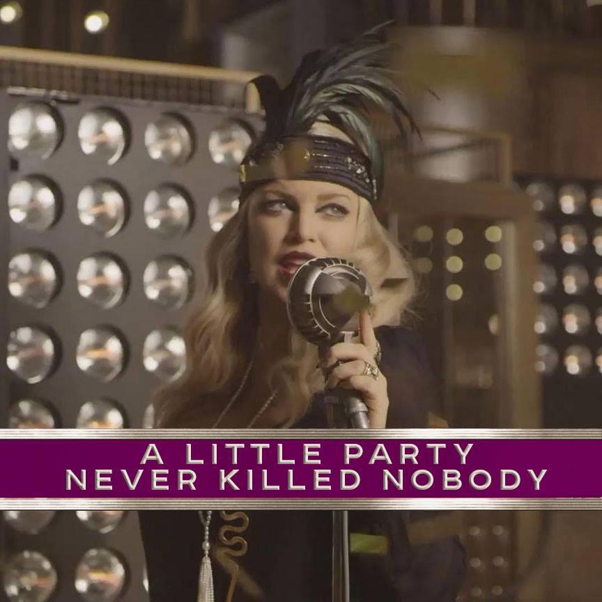 Fergie: cantora divulga novo clipe (Foto: Divulgação/ Facebook)