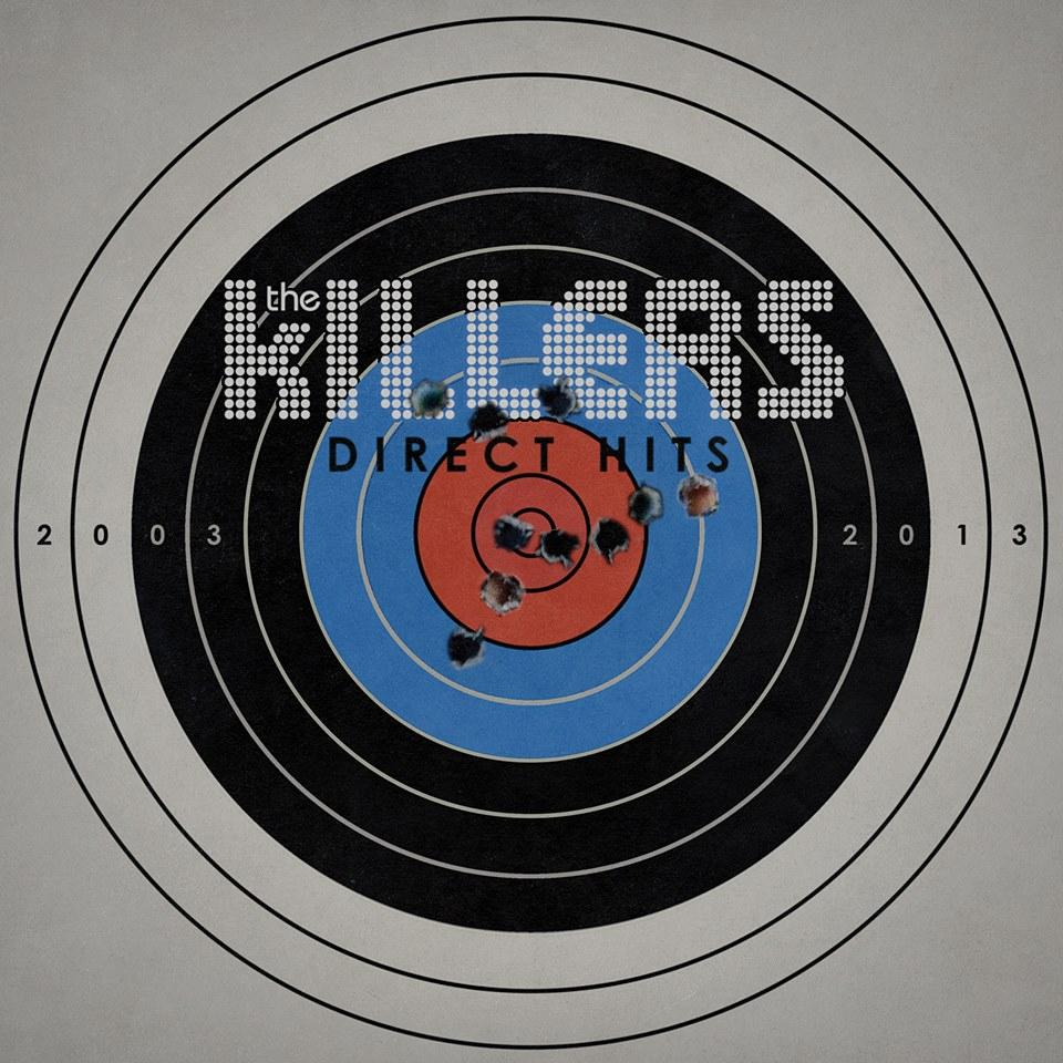 The Killers: capa da coletânea'Direct Hits' (Foto: Divulgação/ Facebook)