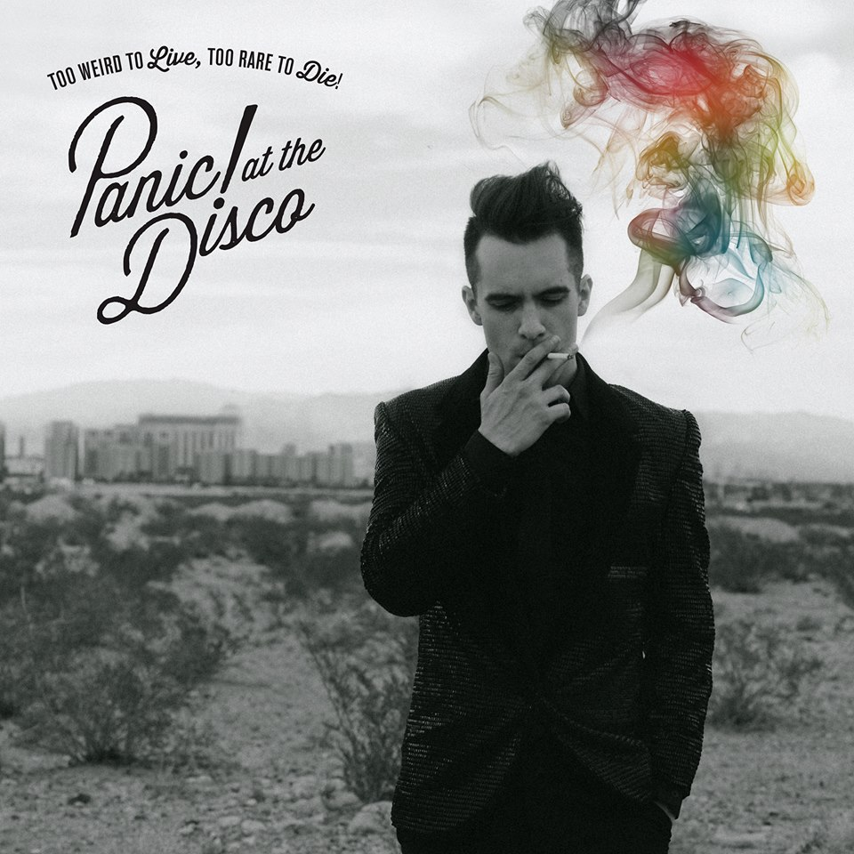 Capa do novo álbum do Panic! At The Disco (Foto: Divulgação/ Facebook)