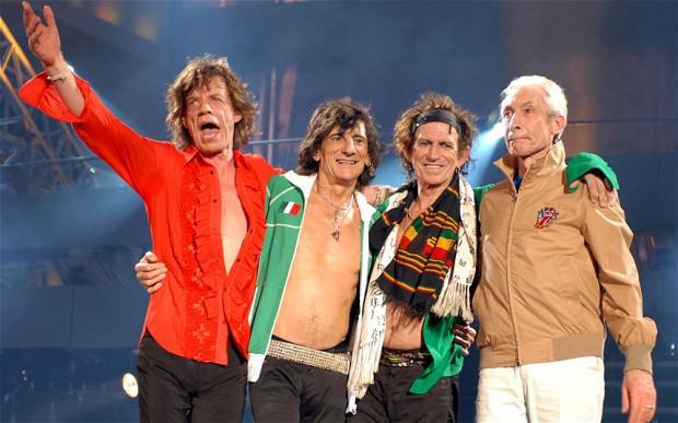 Show dos Rolling Stones tem 50 mil ingressos vendidos em menos de três horas