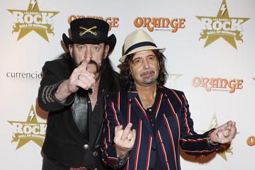 'Ele é o John Wayne do rock', diz Phil Campbell sobre Lemmy (Getty)