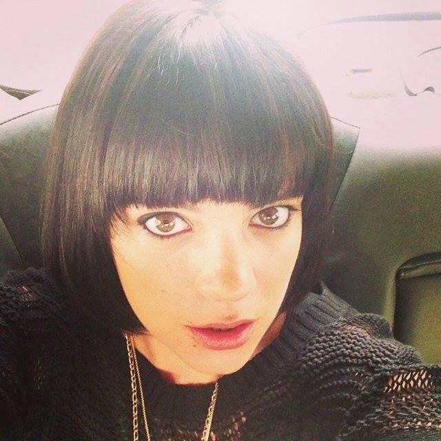 Lily Allen: cantora regrava single do Keane (Foto: Divulgação/ Facebook)
