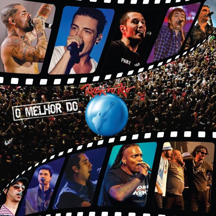 Capa do DVD'O Melhor do Rock In Rio' (Reprodução)