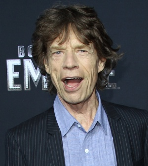 Cantor conciliará turnê do Rolling Stones com produção do filme (Getty Images)