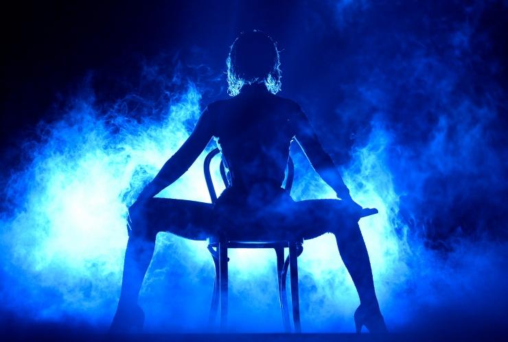 Apresentações como a de Beyoncé (foto) com Jay Z garantiram audiência (Getty)