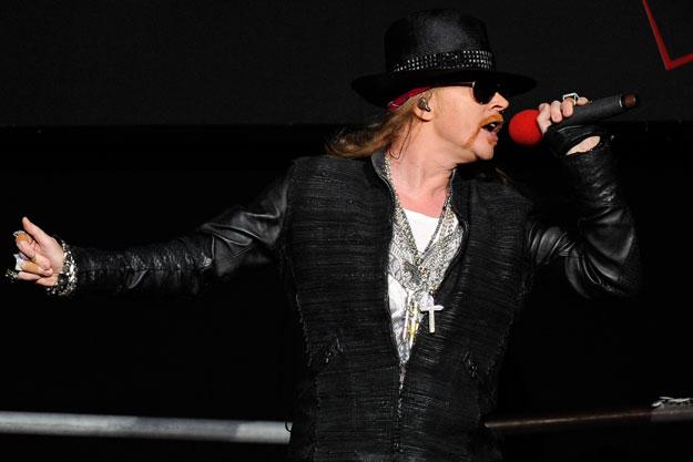 Ingressos Do Show De Guns N Roses Em Fortaleza Variam: Shows Do Guns N' Roses Em Recife E Fortaleza São