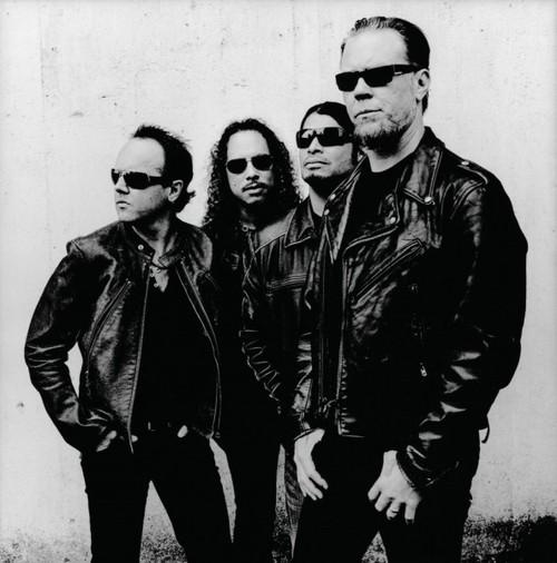 Metallica (foto) e Maiden podem trabalhar em novo disco só em 2015 (Divulgação)