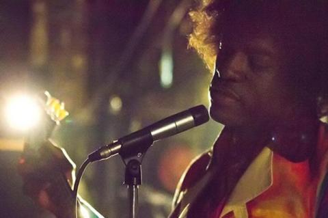 Veja trecho de filme sobre Jimi Hendrix atuado por integrante do Outkast