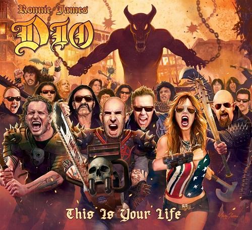 Ouça participação do Metallica em tributo a Ronnie James Dio