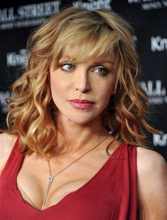 'Será constrangedor, mas irei cumprimentá-lo', afirma Courtney Love (Getty)