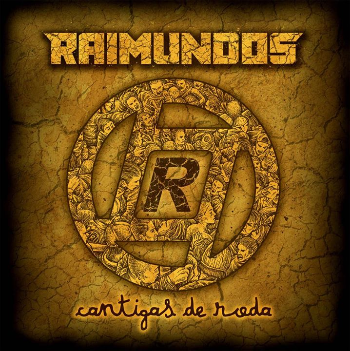 Capa do álbum'Cantigas de Roda' (Divulgação)