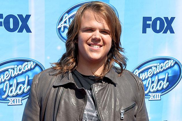 Caleb Johnson se consagrou como campeão do American Idol 2014 (Getty Images)