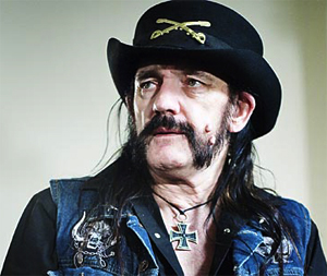 Imagem de Lemmy Kilmister estaria aparecendo até em panquecas (Divulgação)