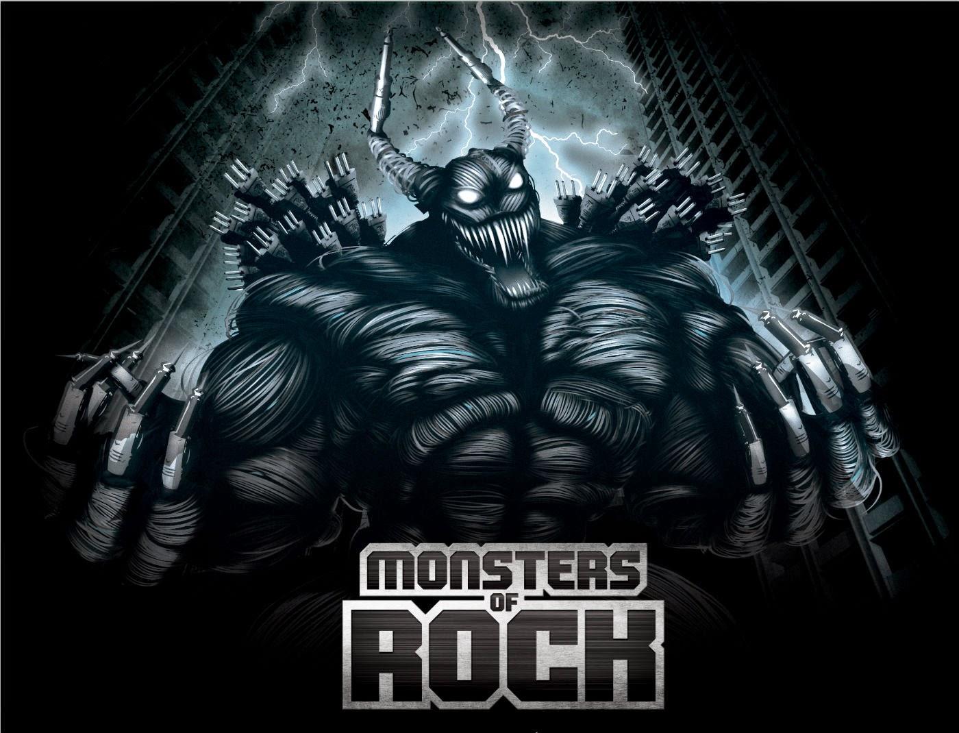 Festival trouxe nomes do new metal e do hard rock em 2013 (Divulgação)
