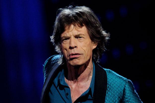 Jagger tem fama de pé-frio desde a Copa do Mundo de 2010 (Getty Images)